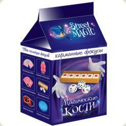 Набір Ranok Creative Кишенькові фокуси Магічні кістки (6029)
