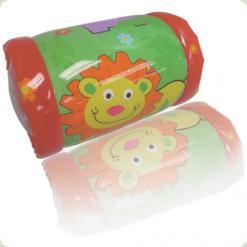 Надувний гімнастичний ролик Biba Toys Джунглі (113BS)