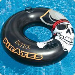 Надувний круг Intex 58268 Пірат 107 см