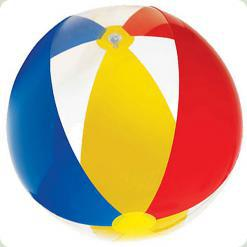 Надувний м'яч Intex Парадиз в асортименті (59032)