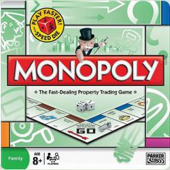 Настільна гра Joy Toy 6123 Монополія