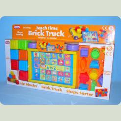 Навчальна іграшка Fun Time 3 в 1 грузовичек (5210FT)