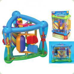 Навчальна іграшка Fun Time Трикутник (5017FT)