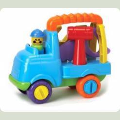 Навчальна іграшка-машинка Fun Time Майстерня (5053FT)