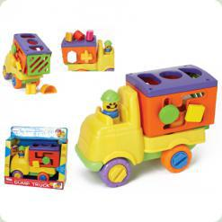 Навчальна іграшка-машинка Fun Time Самоскид (5055FT)