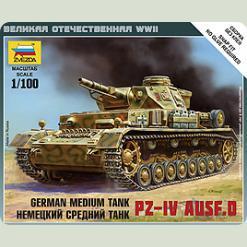 Нем.танк Т-IV