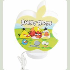 Нічник Bambi C 10070 Angry Birds