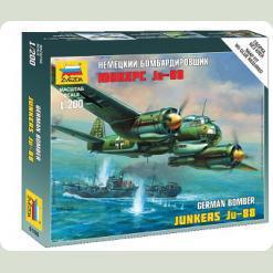 Нім. літак Юнкерс 88А4