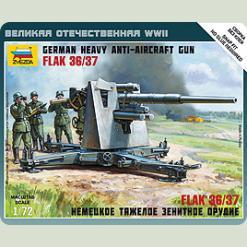 Німецька зенітка Flak-36
