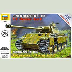 """Німецький середній танк TV """"Пантера"""" AUSF D"""