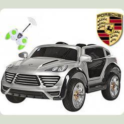 Одномісний електромобіль Porshe Cayenne Turbo