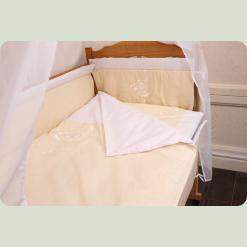 """Огородження захисне в ліжечко """"Дрьома"""""""