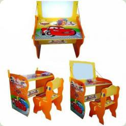 Парта Bambi W091-2 Orange