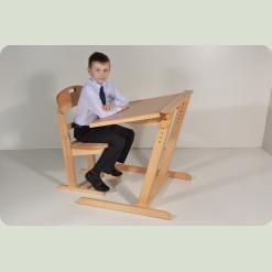 Парта - стіл  ПЕЛІКАН