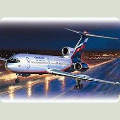 """Пас. авіалайнер """"Ту-154М"""""""