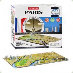 Пазл 4D Міста Париж Франція (40028)