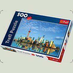 """Пазл """"500"""" - Шанхай, Китай"""