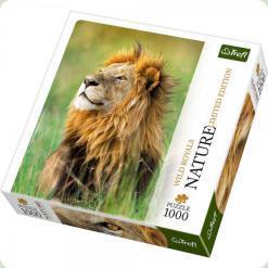 Пазл Trefl Nature Лев, 1000 елементів (10517)