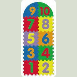 Пазли-килимок Ranok Creative Класики з цифрами (7890)