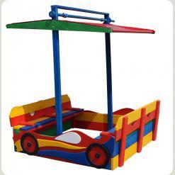 Пісочниця - машинка