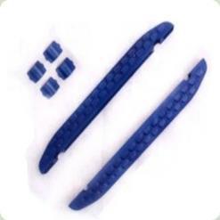 Підніжка до санок Adbor Piccolino (синій)