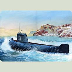 """Підводний човен """"К-19"""""""