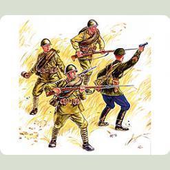 Піхота Червоної Армії N1