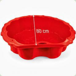 Пісочниця Mochtoys 5656 Red