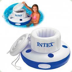 Плавучий термо- резервуар для напоїв Intex 58820