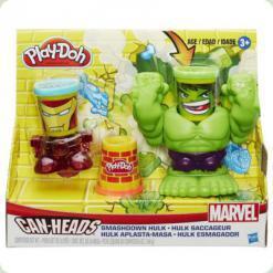 """Play-Doh Ігровий набір """"Битва Халка"""""""