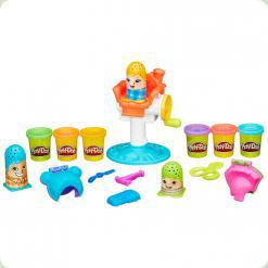 """Play-Doh Ігровий набір """"Божевільні зачіски"""""""