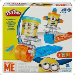 """Play-Doh Ігровий набір """"Гонки міньйонів"""""""