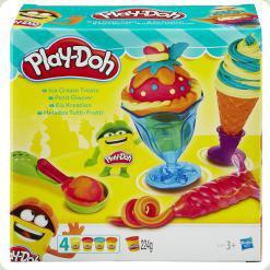 """Play-Doh Ігровий набір """"Інструменти морозивника"""""""