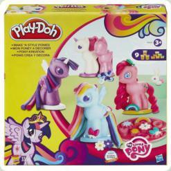 """Play-Doh Ігровий набір """"Створи улюблену Поні"""""""