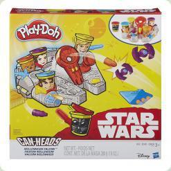 """Play-Doh Ігровий набір """"Тисячолітній Сокіл"""""""