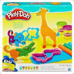 """Play-Doh Ігровий набір """"Веселе сафарі"""""""