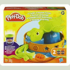 """Play-Doh Ігровий набір """"Забавна черепашка"""""""