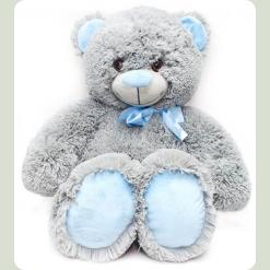 Плюшевий ведмедик Ведмідь Сержик 48 cм