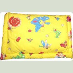 Подушка силікон, бязь набивна, 40х60