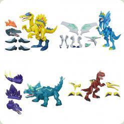 Поліпшені розбірні фігурки Динозаврів Світу Юрського Періоду (в асорт.)