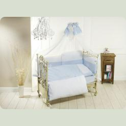 Постільний комплект Feretti Sestetto Long Petit Bebe Blue
