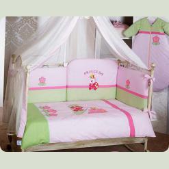 Постільний комплект Feretti Sestetto Long Princess Pink Premium