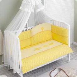 Постільний комплект Nino Morada Yellow
