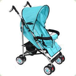 Прогулянкова коляска Bambi Aria S1-4 Блакитна