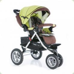 Прогулянкова коляска Capella S- 901 Green Play