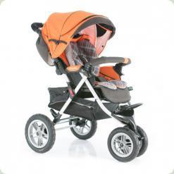 Прогулянкова коляска Capella S- 901 Orange Play