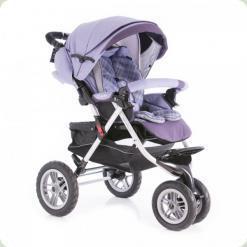 Прогулянкова коляска Capella S- 901 Violet Play