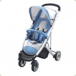 Прогулянкова коляска Casato SK-410 Блакитний