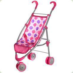 Прогулянкова коляска для ляльки Melogo (9628)