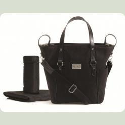Прогулянковий н-р Silver Cross Surf - black (сумка, термо-чохол для термоса, пелен.матрас)